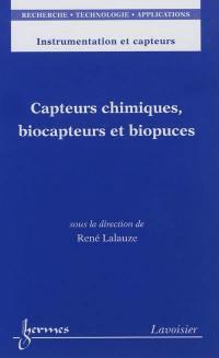 Capteurs chimiques, biocapteurs et biopuces
