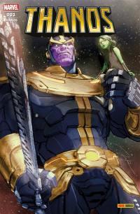 Thanos. n° 3, Sanctuaire zéro (3)
