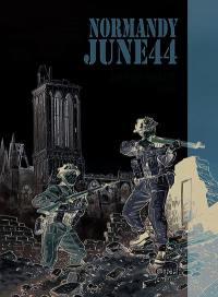Normandy, june 44. Volume 4, Sword Beach, Caen