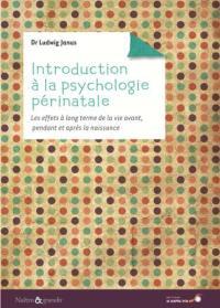 Introduction à la psychologie périnatale