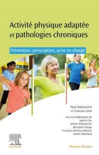 Activité physique adaptée et pathologies chroniques