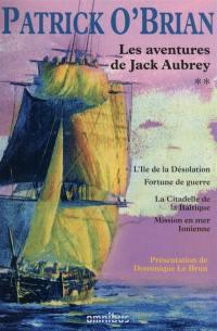 Les aventures de Jack Aubrey. Volume 2,