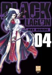 Black lagoon. Volume 4,