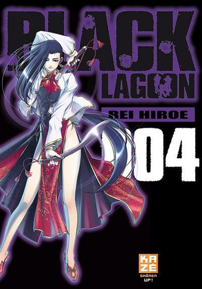 Black lagoon. Volume 4,