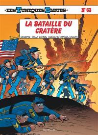 Les Tuniques bleues. Volume 63, La bataille du cratère