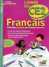 Français, l'année du CE2, 8-9 ans