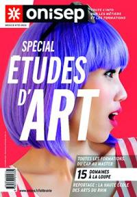 Spécial études d'art