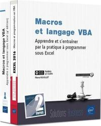 Macros et langage VBA