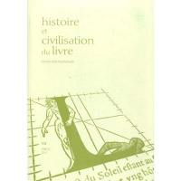 Histoire et civilisation du livre. n° 7, A travers l'histoire du livre et des Lumières