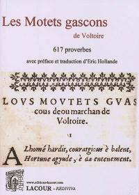 Les motets gascons de Voltoire