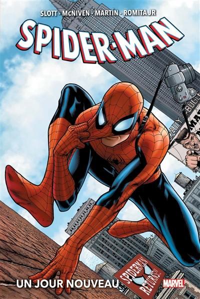 The amazing Spider-Man. Volume 1,