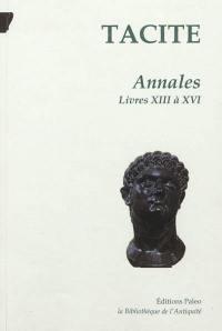 Annales. Volume 3, Livres 13 à 16