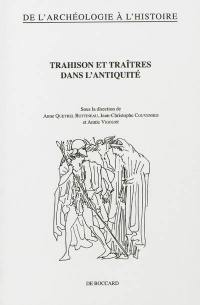 Trahison et traîtres dans l'Antiquité