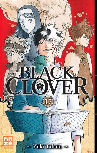 Black Clover. Volume 17,