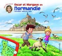 Les voyages d'Oscar et Margaux. Volume 10, Oscar et Margaux en Normandie