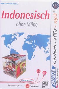 Indonesich ohne Mühe = Bahasa indonesia : niveau A1-B2
