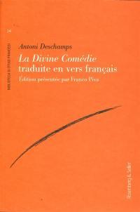 La divine comédie traduite en vers français