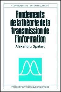 Fondements de la théorie de la transmission de l'information