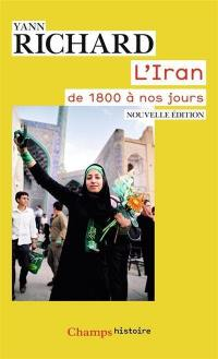 L'Iran, de 1800 à nos jours