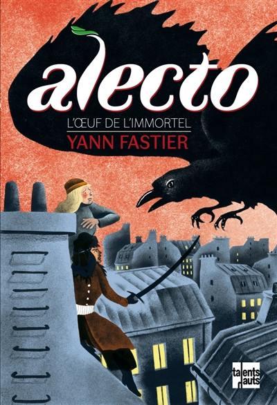 Alecto : l'oeuf de l'immortel