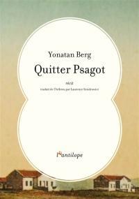 Quitter Psagot