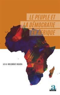 Le peuple et la démocratie en Afrique