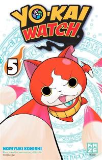 Yo-kai watch. Volume 5,