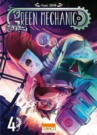 Green mechanic. Volume 4,