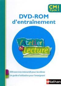 L'atelier de lecture CM1, cycle 3
