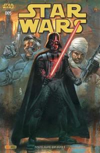 Star Wars. n° 5, Toute fuite est futile