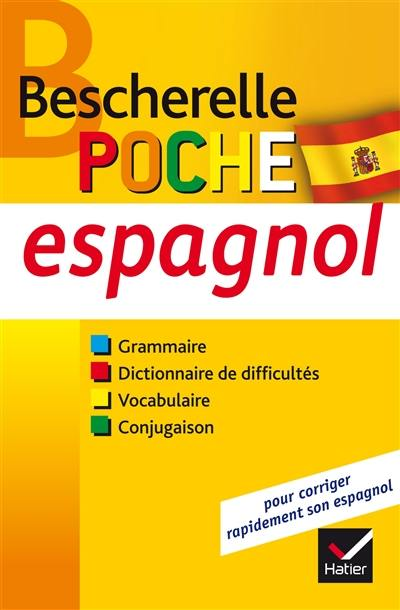 Espagnol, poche
