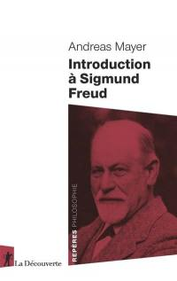 Introduction à Sigmund Freud