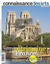 Le patrimoine en France 2019