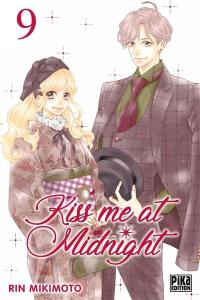 Kiss me at midnight. Volume 9,