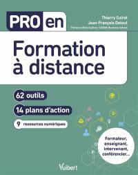 Formation à distance : 62 outils, 14 plans d'action, 9 ressources numériques