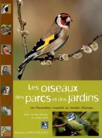 Les oiseaux des parcs et des jardins