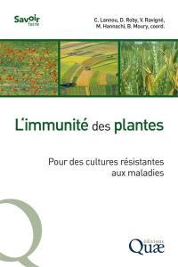 L'immunité des plantes