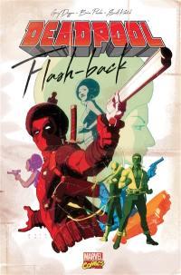 Deadpool, Flash-back