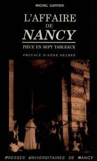L'Affaire de Nancy