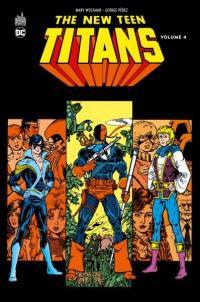 The new Teen titans. Volume 4,