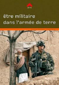 Etre militaire dans l'armée de terre