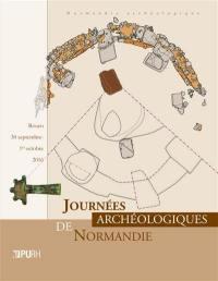 Journées archéologiques de Normandie