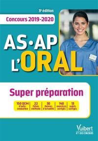 AS-AP l'oral
