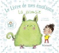 Le livre de mes émotions, La jalousie
