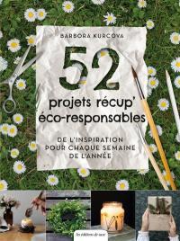 52 projets récup' éco-responsables