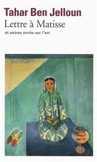 Lettre à Matisse