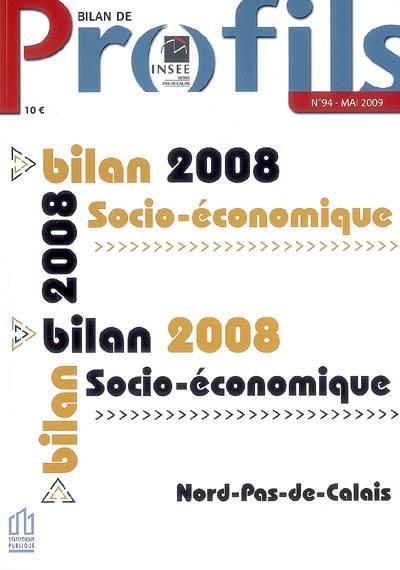 Bilan socio-économique 2008