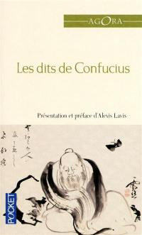 Les dits de Confucius (suivis des paroles de ses disciples)