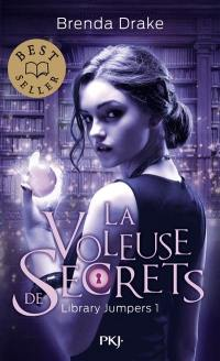 Library jumpers. Volume 1, La voleuse de secrets