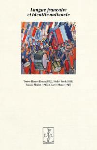Langue française et identité nationale